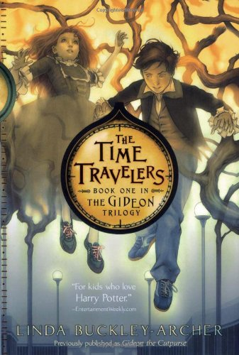 9781416915263: The Time Travelers (The Gideon Trilogy, Book 1)