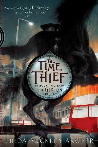 9781416915287: The Time Thief (The Gideon Trilogy)