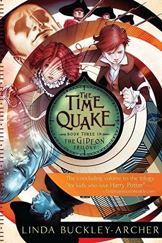 9781416915294: The Time Quake (The Gideon Trilogy)