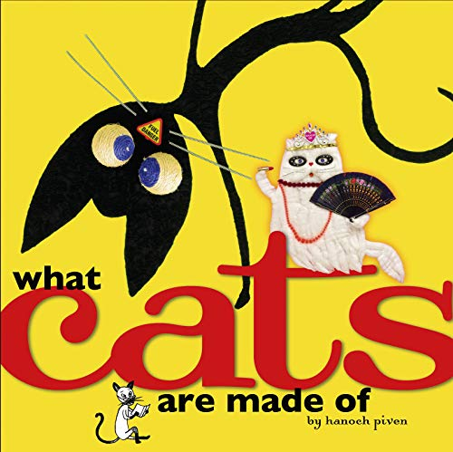 9781416915317: What Cats Are Made Of