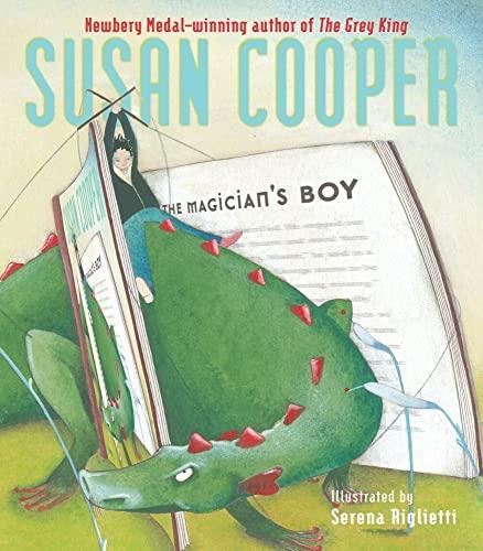 The Magician's Boy: Cooper, Susan; Riglietti,