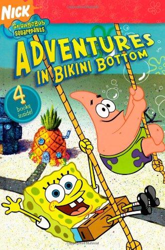 9781416915621: Adventures in Bikini Bottom (SpongeBob SquarePants)