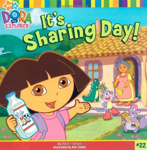 9781416915751: It's Sharing Day! (Dora the Explorer)