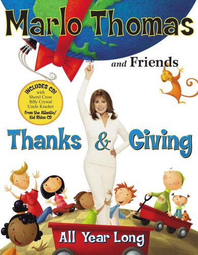 9781416915867: Thanks & Giving Book and CD: All Year Long