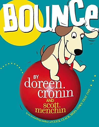 Bounce: Cronin, Doreen