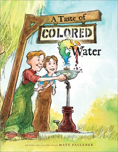 Taste Of Colored Water, A