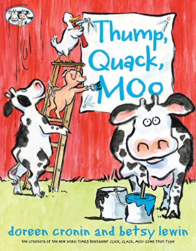 9781416916307: Thump, Quack, Moo: A Whacky Adventure