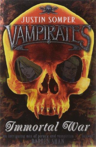 9781416916543: Vampirates: Immortal War