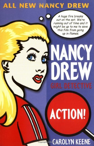 9781416916826: ACTION! (NANCY DREW S.)