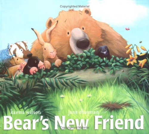9781416917397: Bear's New Friend