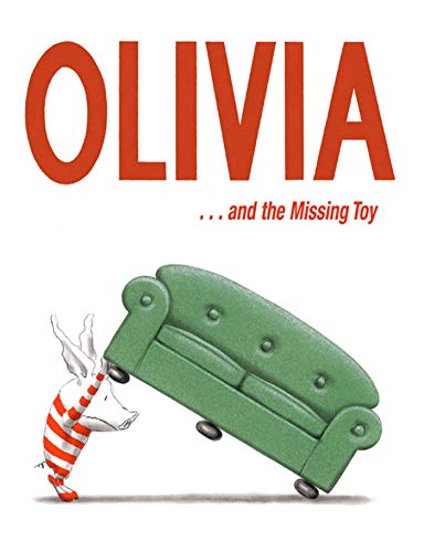 9781416917441: Olivia ... and the Missing Toy