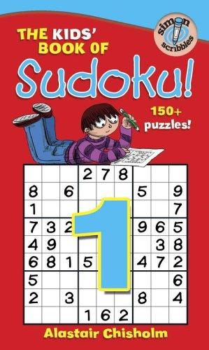 9781416917618: The Kids' Book of Sudoku 1!