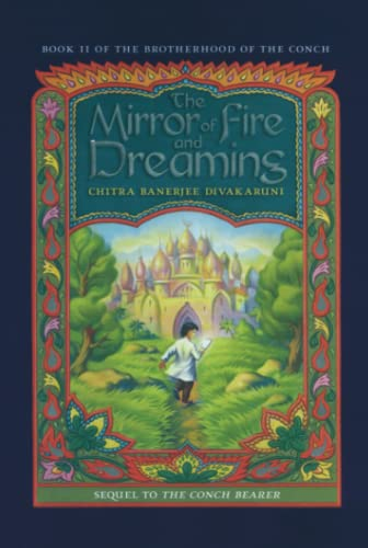 9781416917687: The Mirror of Fire and Dreaming (Brotherhood of the Conch)