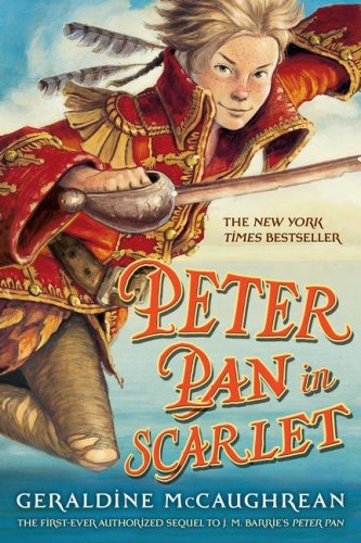 9781416918097: Peter Pan in Scarlet