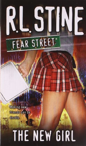 9781416918103: The New Girl (Fear Street, No. 1)