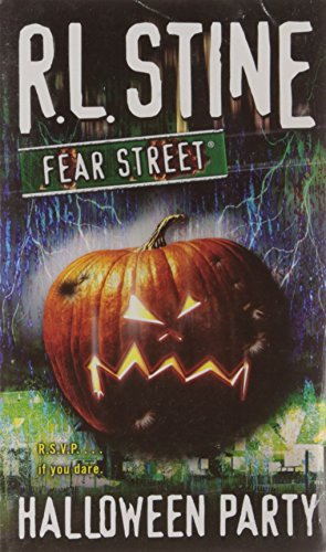 9781416918110: Halloween Party (Fear Street, No. 8)