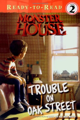 9781416918226: Trouble on Oak Street (Monster House, Ready-to-Read. Level 2)