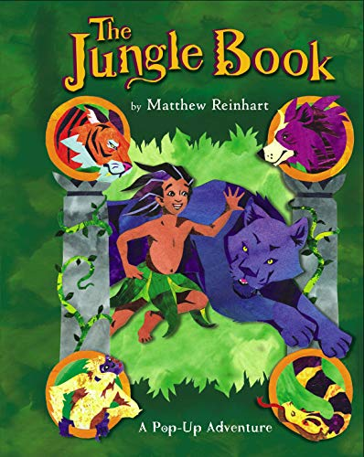 The Jungle Book: A Pop-Up Adventure (Classic Collectible Pop-Ups)