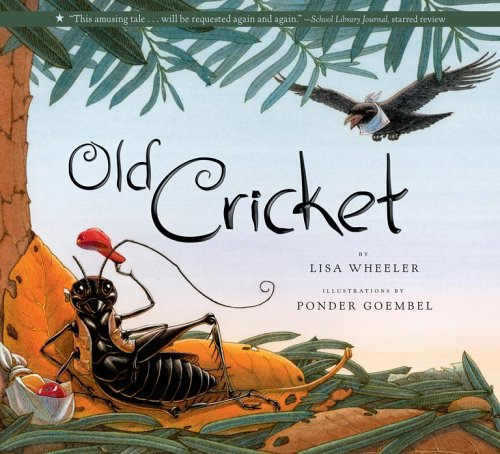 9781416918554: Old Cricket