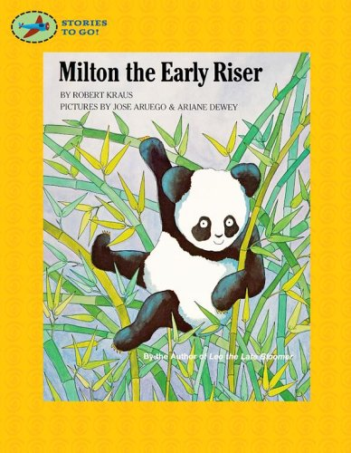 9781416918561: Milton the Early Riser (Stories to Go!)