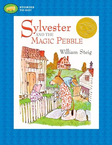 9781416918578: Sylvester And the Magic Pebble (Stories to Go!)