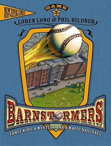 Barnstormers: Game 3 - Signed By Author