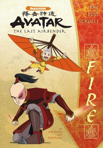 9781416918806: The Lost Scrolls: Fire (Avatar: The Last Airbender)
