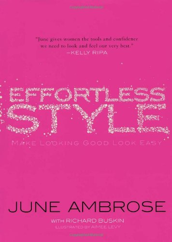 Effortless Style: June Ambrose; Illustrator-Aimee