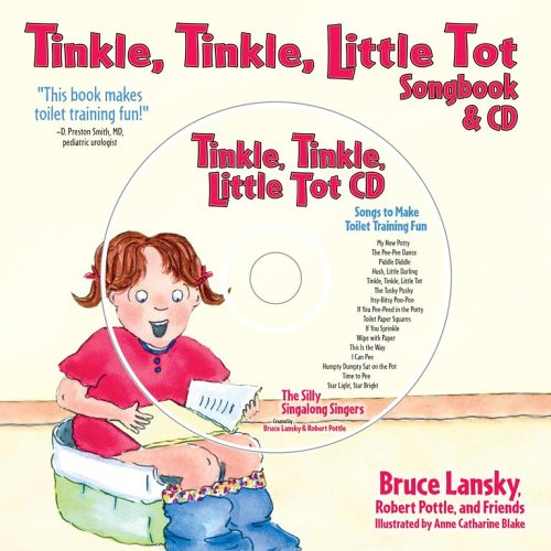 9781416923657: Tinkle, Tinkle Little Tot: The Toilet Training Songbook