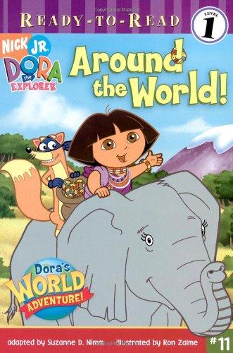9781416924784: Around the World! (Dora the Explorer)