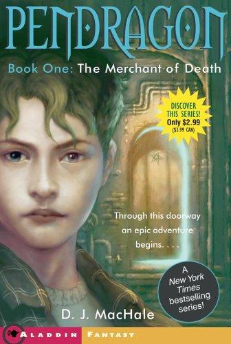 9781416924951: The Merchant of Death (Pendragon, Book 1)