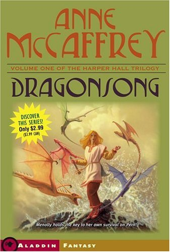 9781416924999: Dragonsong (Harper Hall Trilogy)