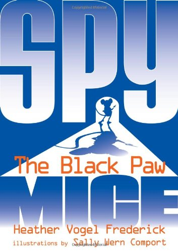 9781416925026: The Black Paw (Spy Mice)