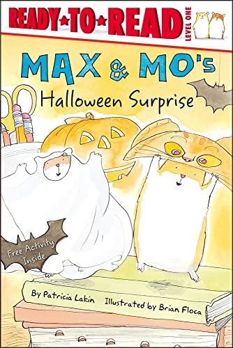 Max Mo s Halloween Surprise (Paperback): Patricia Lakin
