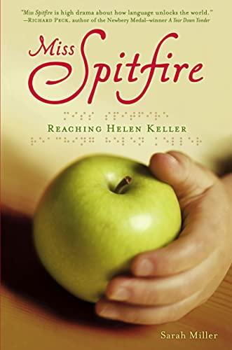 9781416925422: Miss Spitfire: Reaching Helen Keller