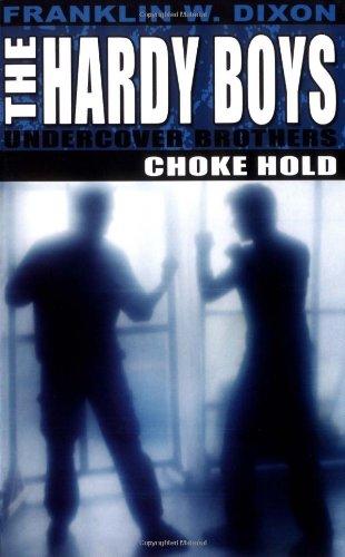 9781416925798: Choke Hold (Hardy Boys)