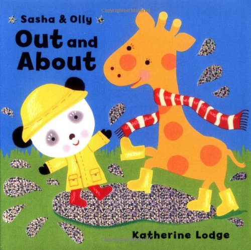 9781416925996: Sasha & Olly Out and About