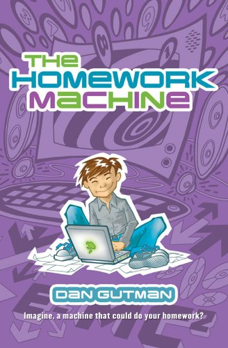 9781416926023: The Homework Machine