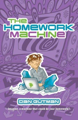 9781416926023: The Homework Machine
