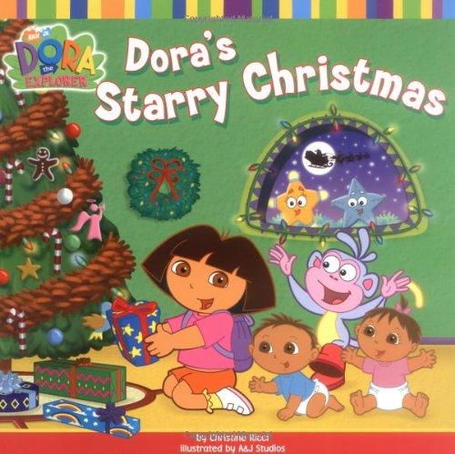 9781416926139: Dora's Starry Christmas (Dora the Explorer)
