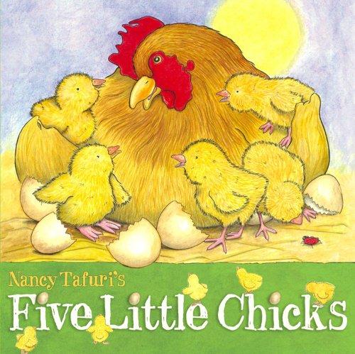 9781416926306: Five Little Chicks