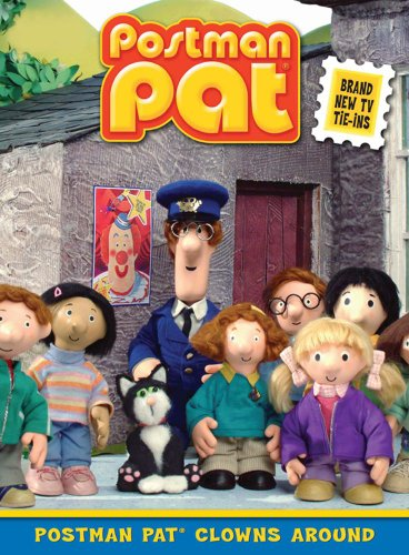 9781416926313: Postman Pat Clowns Around (Postman Pat)