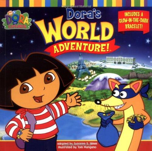 9781416926481: Dora's World Adventure (Dora the Explorer)
