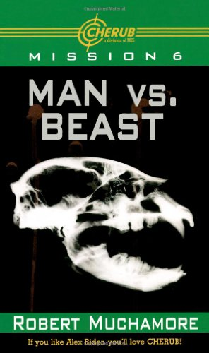 9781416927259: CHERUB MAN VS BEAST