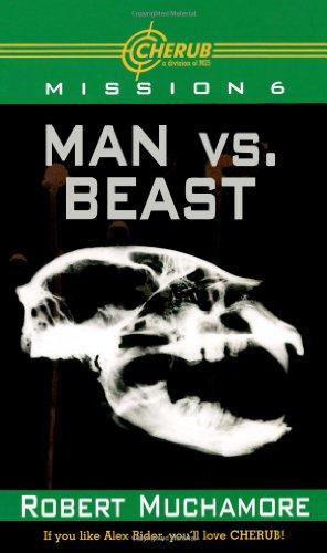 9781416927259: Man vs. Beast (Cherub)
