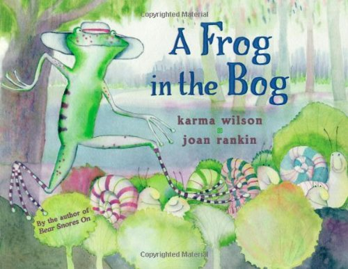 9781416927273: A Frog in the Bog