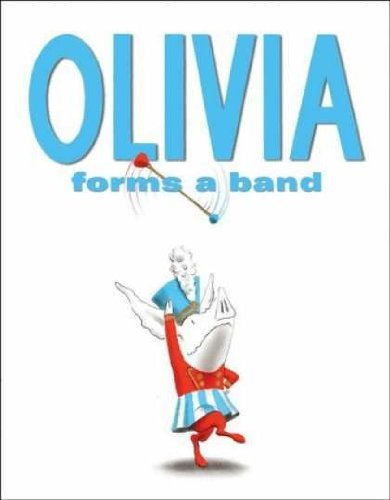 9781416927372: Olivia Forms a Band