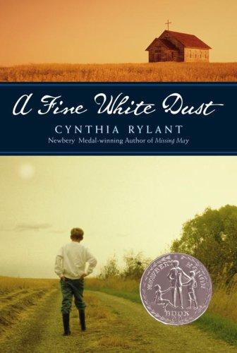 A Fine White Dust: Rylant, Cynthia