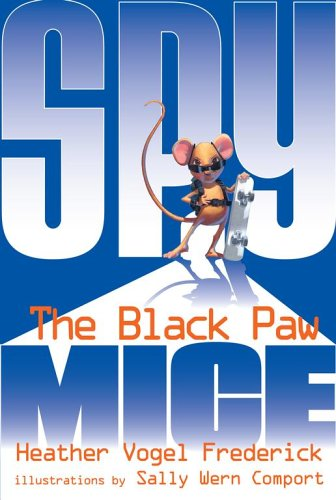 9781416927709: The Black Paw (Spy Mice)
