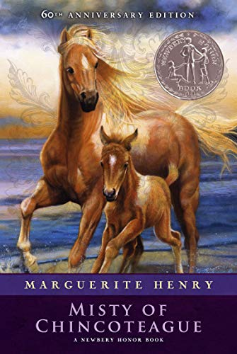 Misty of Chincoteague: Marguerite Henry